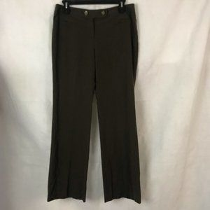 Grace Elements Pants Size 14 Olive Green